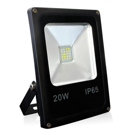 20W Refletor Slim - Iluctron LED Technology