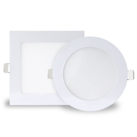 Downlight Slim Embutido 9W - Iluctron LED Technology