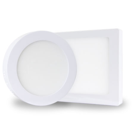 Downlight Sobrepor 9W (Downlight LED) - Iluctron LED Technology