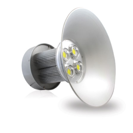 Luminária High Bay 200W (Luminária High Bay) - Iluctron LED Technology
