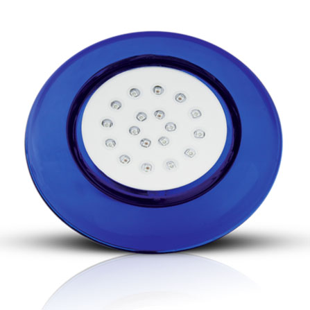 Luminária para Piscina 125mm 18W - Iluctron LED Technology