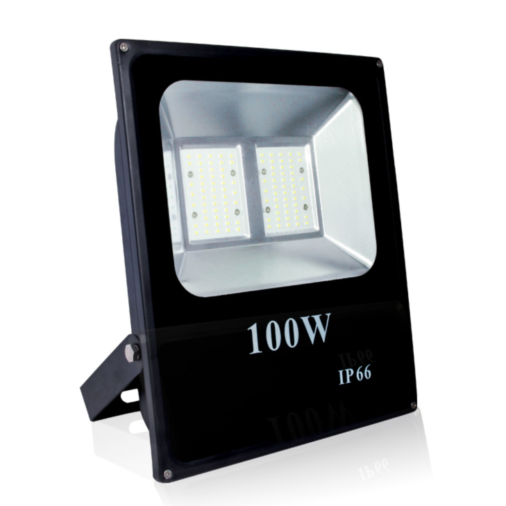 Refletor Slim 100W (Refletores LED Slim) - Iluctron LED Technology