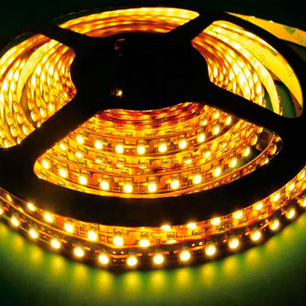 Strip LED 5050 Hi-Power - Uso interno (Strips LED) - Iluctron LED Technology